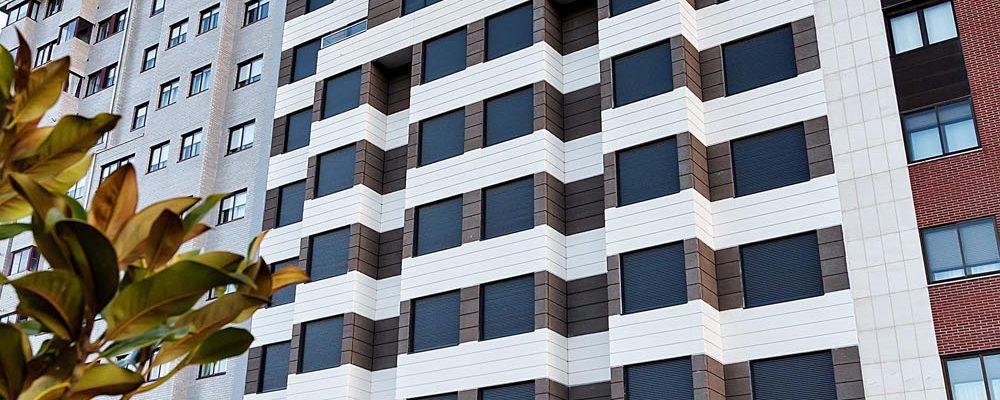GONORSA Aptos. Victoria Balfé 25 fachada
