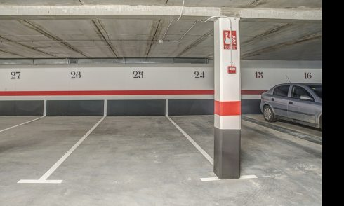 GONORSA Plaza de garaje