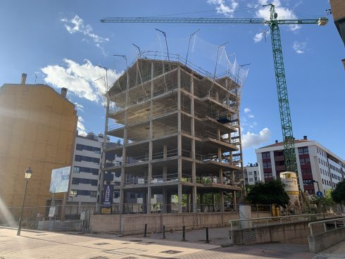 GONORSA - Edif. Lovaina estructura